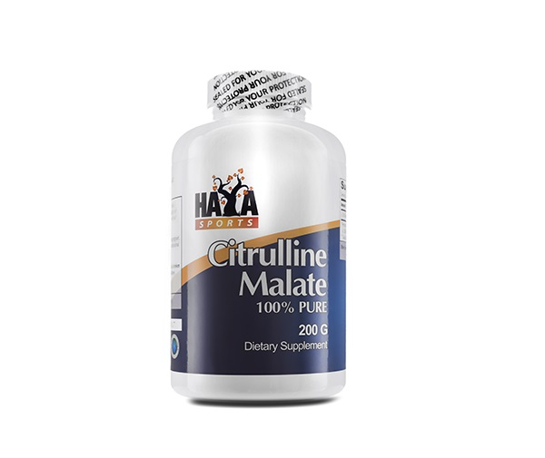Citrulline Malate - fatigue killer.